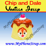 Click here for DALE VANILLA JELLY BY TOMY ... US NUTTY WEAR FIGURE COLLECTION SERIES 1 Detail