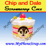 Click here for CHIP STRAWBERRY CAKE BY TOMY ... US NUTTY WEAR FIGURE COLLECTION SERIES 1 Detail