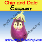 Click here for CHIP EGGPLANT BY TOMY ... US NUTTY WEAR FIGURE COLLECTION SERIES 2 Detail