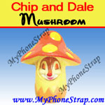 Click here for DALE MUSHROOM BY TOMY ... US NUTTY WEAR FIGURE COLLECTION SERIES 2 Detail