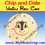 Click here for CHIP VANILLA ROLL CAKE BY TOMY ... US NUTTY WEAR FIGURE COLLECTION SERIES 2 Detail