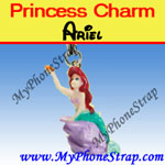 Click here for PRINCESS ARIEL FIGURE CHARM COLLECTION 1 BY TOMY ... US SPARKLING BEAUTY SERIES Detail