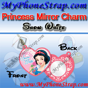 PRINCESS SHOW WHITE MIRROR CHARM COLLECTION 1 BY TOMY ... US LOVELY REFLECTIONS SERIES DETAIL