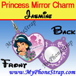 Click here for PRINCESS JASMINE MIRROR CHARM COLLECTION 1 BY TOMY ... US LOVELY REFLECTIONS SERIES Detail