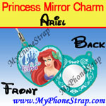 Click here for PRINCESS ARIEL MIRROR CHARM COLLECTION 1 BY TOMY ... US LOVELY REFLECTIONS SERIES Detail