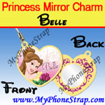 Click here for PRINCESS BELLE MIRROR CHARM COLLECTION 1 BY TOMY ... US LOVELY REFLECTIONS SERIES Detail