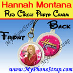 Click here for HANNAH MONTANA RED CIRCLE BY TOMY -- US PHOTO CHARM COLLECTION 1 Detail