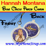 Click here for HANNAH MONTANA BLUE CIRCLE BY TOMY -- US PHOTO CHARM COLLECTION 1 Detail