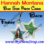 Click here for HANNAH MONTANA BLUE STAR BY TOMY -- US PHOTO CHARM COLLECTION 1 Detail
