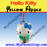 Click here for HELLO KITTY YELLOW APPLE BY TOMY ... US APPLE CHARM COLLECTION SERIES 1 Detail