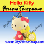 Click here for HELLO KITTY YELLOW TELEPHONE BY TOMY ... US FIGURE CHARM COLLECTION 2 RETRO SERIES Detail