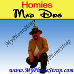 Click here for HOMIES MAD DOG PHONE STRAP ... SERIES 10 Detail
