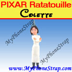 Click here for PIXAR RATATOUILLE MOIVE FIGURE COLETTE BY TOMY ... US FIGURE CHARM COLLECTION Detail