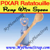 Feature Item : Pixar Ratatouille Movie Figure Remy By TOMY -- US Figure Charm Collection $1.29