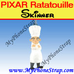 Click here for PIXAR RATATOUILLE MOIVE FIGURE SKINNER BY TOMY ... US FIGURE CHARM COLLECTION Detail