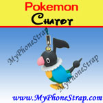 POKEMON CHATOT BY TOMY ... US FUN FIGURE CHARMS SERIES 3 image