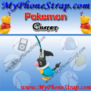 POKEMON CHATOT BY TOMY ... US FUN FIGURE CHARMS SERIES 3 DETAIL
