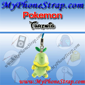 POKEMON TURTWIG BY TOMY ... US FUN FIGURE CHARMS SERIES 4 DETAIL