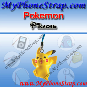 POKEMON PIKACHU BY TOMY ... US FUN FIGURE CHARMS SERIES 4 DETAIL