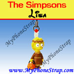 Click here for LISA SIMPSON BY TOMY ... US FIGURE CHARM COLLECTION 1 HALLOWEEN SERIES Detail