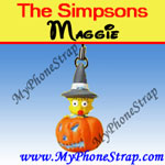 Click here for MAGGIE SIMPSON BY TOMY ... US FIGURE CHARM COLLECTION 1 HALLOWEEN SERIES Detail