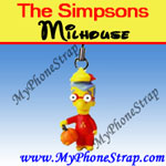 Click here for MILHOUSE VAN HOUTEN BY TOMY ... US FIGURE CHARM COLLECTION 1 HALLOWEEN SERIES Detail