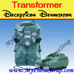 Click here for DECEPTICON DEVASTATOR TRANSFORMER BY TOMY ... US DANGLERS COLLECTION SERIES 1 Detail