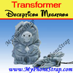 Click here for DECEPTICON MEGATRON TRANSFORMER BY TOMY ... US DANGLERS COLLECTION SERIES 1 Detail