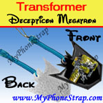 Click here for DECEPTICON MEGATRON TRANSFORMER BY TOMY ... US SCREEN CLEANERS CHARMS 1 Detail