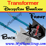 Click here for DECEPTICON BARRICADE TRANSFORMER BY TOMY ... US SCREEN CLEANERS CHARMS 1 Detail