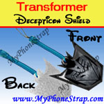 Click here for DECEPTICON SHIELD TRANSFORMER BY TOMY ... US SCREEN CLEANERS CHARMS 1 Detail