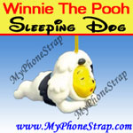 Click here for WINNIE THE POOH SLEEPING DOG PEEK-A-POOH BY TOMY ... EUROPE MINI WINNIES DOG COLLECTION Detail