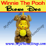 Click here for WINNIE THE POOH DOG HOLDING TENNIS BALL PEEK-A-POOH BY TOMY ... EUROPE MINI WINNIES DOG COLLECTION Detail