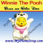 Click here for WINNIE THE POOH BLACK AND WHITE DOG PEEK-A-POOH BY TOMY ... EUROPE MINI WINNIES DOG COLLECTION Detail