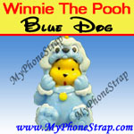Click here for WINNIE THE POOH BLUE DOG PEEK-A-POOH BY TOMY ... EUROPE MINI WINNIES DOG COLLECTION Detail