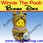 Click here for WINNIE THE POOH DOG HOLDING WOOL BALL PEEK-A-POOH BY TOMY ... EUROPE MINI WINNIES DOG COLLECTION Detail