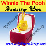 Click here for WINNIE THE POOH JEWELRY BOX PEEK-A-POOH BY TOMY ... EUROPE MINI WINNIES LOVE COLLECTION Detail