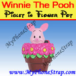 Click here for PIGLET FLOWER POT PEEK-A-POOH BY TOMY ... JAPAN FRIENDS EDITION Detail