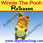 Click here for WINNIE THE POOH REINDEER PEEK-A-POOH BY TOMY ... JAPAN CHRISTMAS EDITION Detail