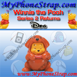 WINNIE THE POOH DOG PEEK-A-POOH BY TOMY ... US FIGURE COLLECTION 2 RETURNS DETAIL