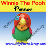 Click here for WINNIE THE POOH PARROT PEEK-A-POOH BY TOMY ... US SERIES 5 WILD EDITION Detail