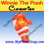Click here for WINNIE THE POOH CLOWNFISH PEEK-A-POOH BY TOMY ... US SERIES 7 SEA ANIMAL EDITION Detail