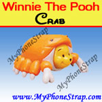 Click here for WINNIE THE POOH CRAB PEEK-A-POOH BY TOMY ... US SERIES 7 SEA ANIMAL EDITION Detail