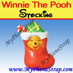 Click here for WINNIE THE POOH STOCKING PEEK-A-POOH BY TOMY ... US SERIES 10 CHRISTMAS EDITION Detail