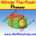 Click here for WINNIE THE POOH PRESENT PEEK-A-POOH BY TOMY ... US SERIES 10 CHRISTMAS EDITION Detail