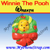 Feature Item : Winnie the pooh Wreath Peek-a-Pooh By TOMY -- US Series 10 Christmas Edition $1.99
