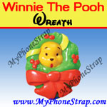 Click here for WINNIE THE POOH WREATH PEEK-A-POOH BY TOMY ... US SERIES 10 CHRISTMAS EDITION Detail