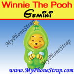 Click here for WINNIE THE POOH GEMINI PEEK-A-POOH BY TOMY ... US SERIES 11 ZODIAC EDITION Detail
