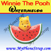 Feature Item : Winnie the pooh Watermelon Peek-a-Pooh By TOMY -- US Series 14 Summer Splash Edition $1.49