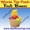 Feature Item : Winnie the pooh Fruit Basket Peek-a-Pooh By TOMY -- US Series 16 100 Acre Woods Edition $0.89
